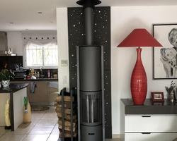 Pro Feu Design - Beziers - Poêle à bois